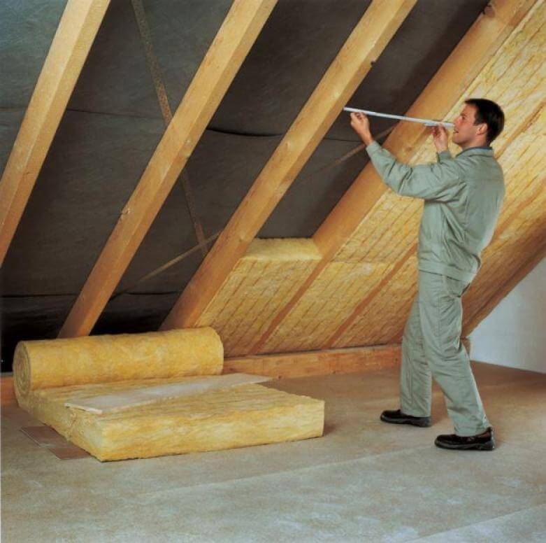 En iyi çatı ısı yalıtımı