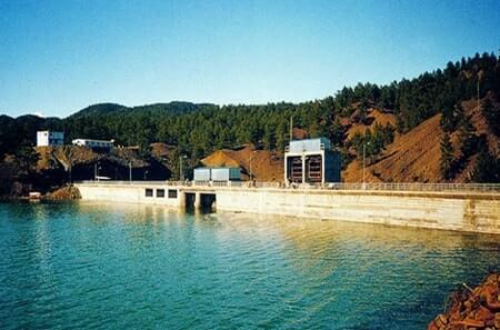 Hidroelektrik Enerji Su Alma Tesisleri