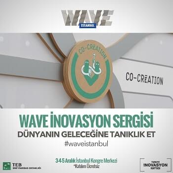 Wave İnovasyon Sergisi