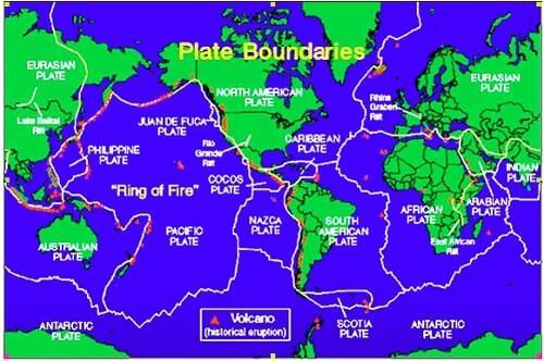Dünyada Jeotermal Kaynaklar