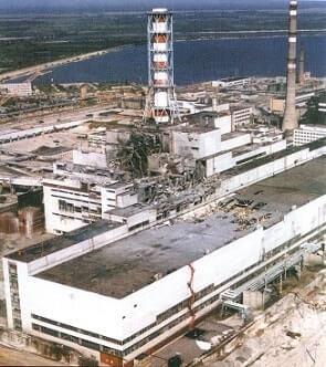 radyasyon çernobil