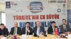 Türkiye'nin En Büyük Bilim Şenliği