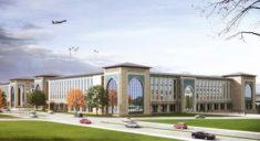 Yıldırım Beyazıt Üniversitesi Projesi
