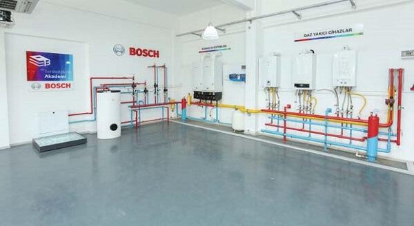 Bosch Akademi Laboratuvarları