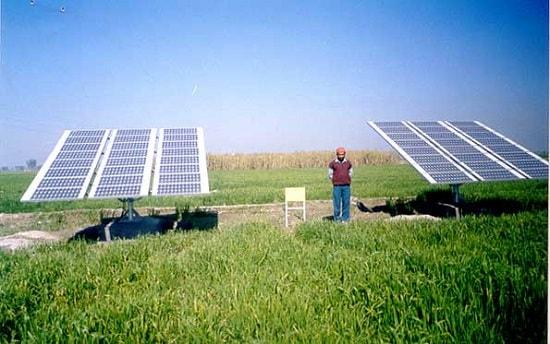 Güneş Enerjisi Tarımsal Sulama