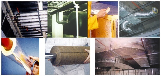 heat insulation systems implementation