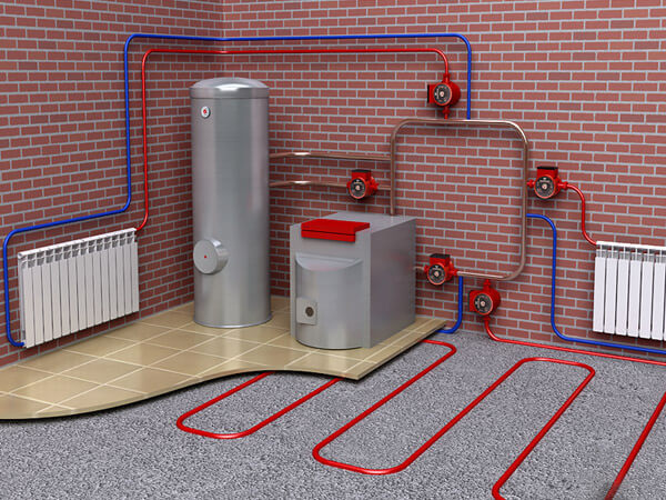 Heating Installation Fundamentals of Technical