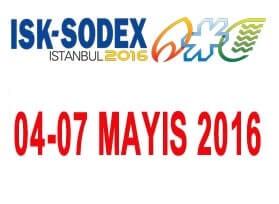 ISK-SODEX 2016