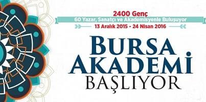 Bursa Akademi