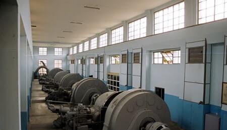 Hidroelektrik Enerji Santrali Michell Banki Tip Türbinler