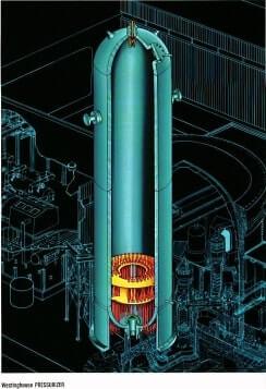 Basınçlı Su Reaktörleri Gövdesi