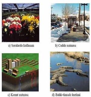 Jeotermal Enerji Fotoğrafları