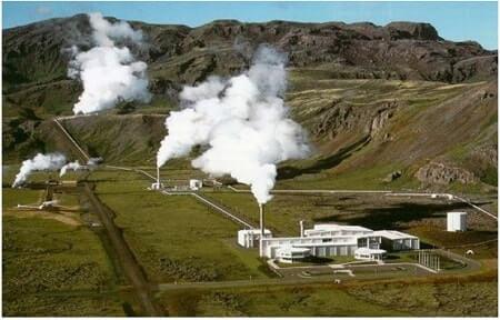 Jeotermal Enerji Kaynaklı Elektrik Üretim Santrali 2