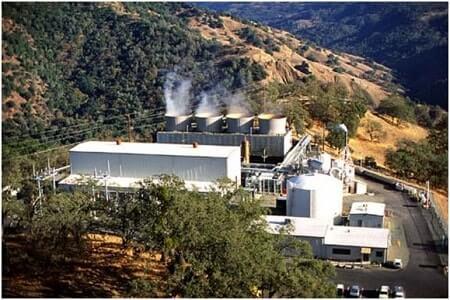 Jeotermal Enerji Kaynaklı Elektrik Üretim Santrali