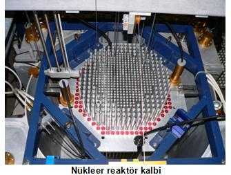 Nuclear Power Reactor Heart
