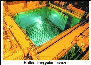 Nükleer Enerji Yakıt Havuzu