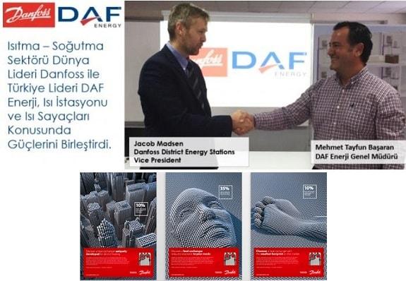 Danfoss İle Daf Enerji