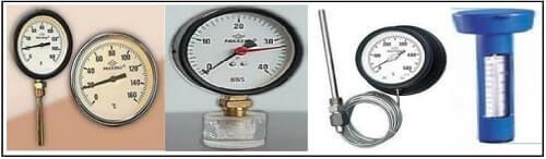 Kazan Termometreleri