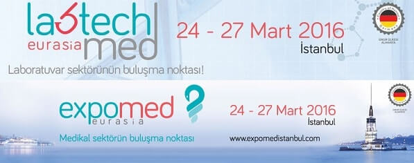 Labtechmed ve Expomed Eurasia