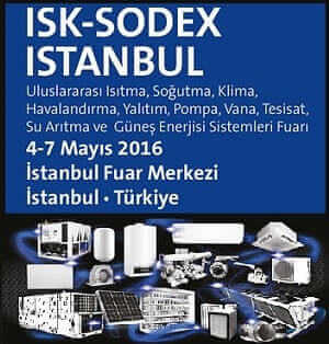 ISK-SODEX 2016 İstanbul