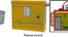 Deprem Sensörü