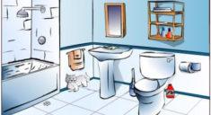 Temiz Su Banyo Tesisatı