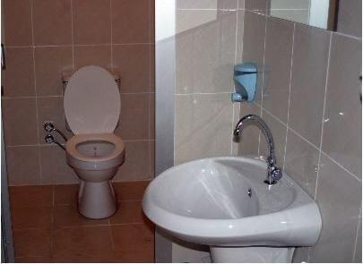 Temiz Su Wc Tesisatı