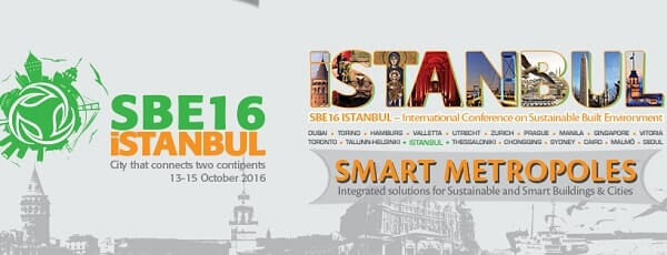 SBE16 Istanbul