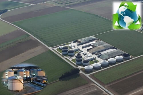 Biogas Utilization and Production Process | Installation