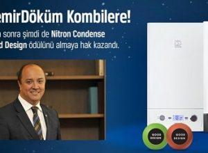DemirDöküm Nitron Condence Ödülü