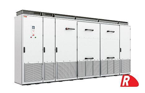 ABB Merkezi İnverter PVS800 Artık 2 MW Gücünde