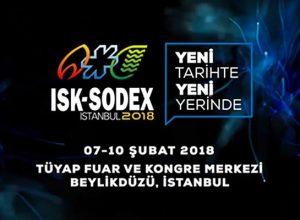 ISK-SODEX 2018