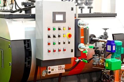 Kazan Otomasyon Sıcaklık Kontrolü