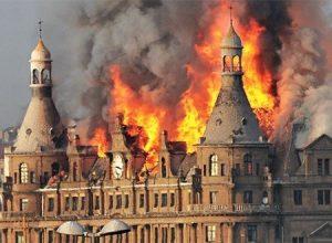 Tarihi Binalarda Yangın Söndürme Sistemleri