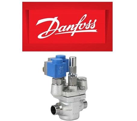 Danfoss Sıcak Gaz Defrostu