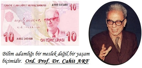 Cahit Arf