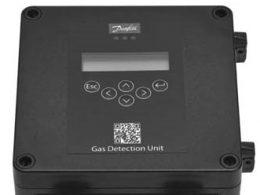 danfoss Dijital Gaz Detektörünü