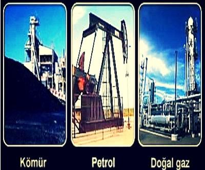 fosil yakıtlar