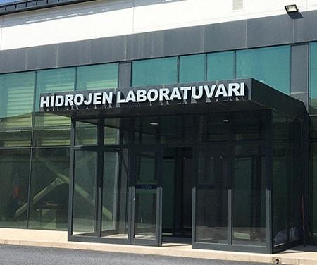 Hidrojen Teknolojileri Laboratuvarı