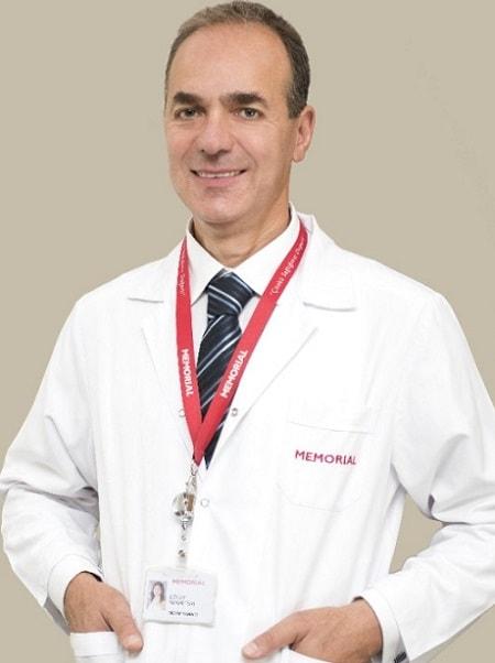 Prof. Dr. Mustafa Asım Şafak