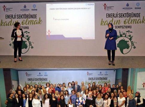 nerji Sektöründe Kadın Olmak Sempozyumu