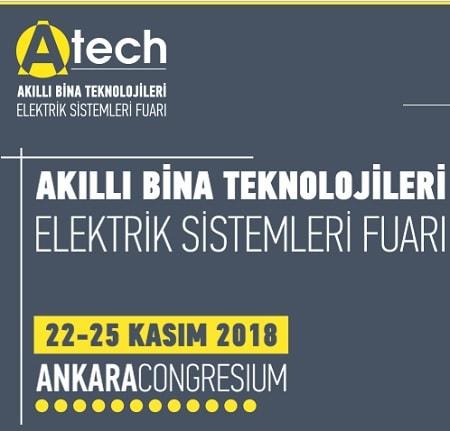 A-Tech 2018 Fuarı