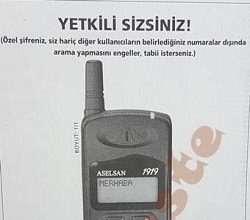 Aselsan 1919 Made in Turkey