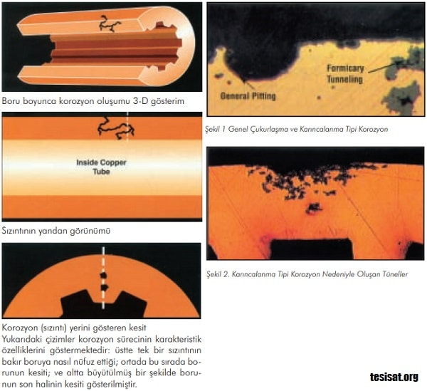 boru korozyonu