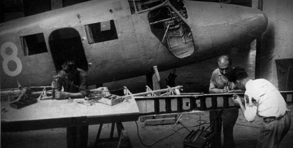 Nuri Demirağ Yerli Uçak