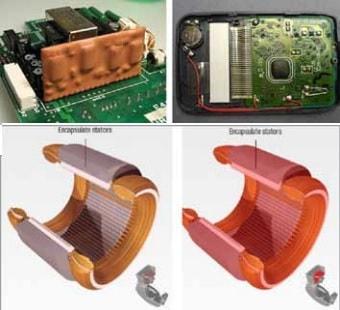 Sirkülasyon Pompa Motorlarında Epoksi Reçine Uygulaması
