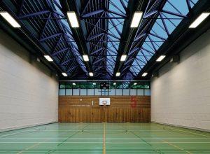 Spor Salonlarında Aydınlatma