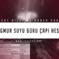 7_Yagmur_Suyu_Boru_Capi_hesabi