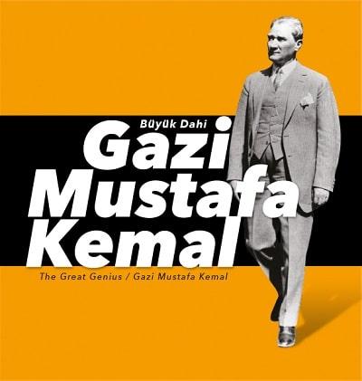BÜYÜK DAHİ/Gazi Mustafa Kemal