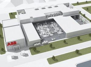 ABB Şanghay Robot Fabrikası